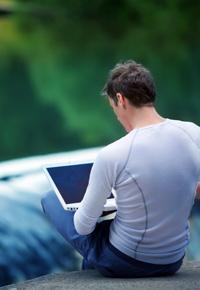surfing web